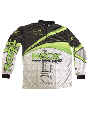 camiseta uv hook